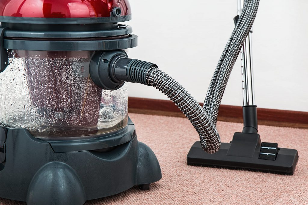 Different Methods of Cleaning Your Carpet